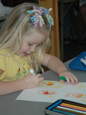 Preschool, Ages 3-5