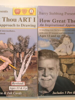 How Great Thou Art I & II - Drawing courses, 1 year each