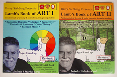 Lamb's Book of Art I and II - Beg. Drawing, 1 year each
